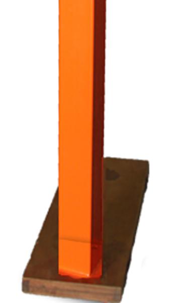 стойка шлагбаума